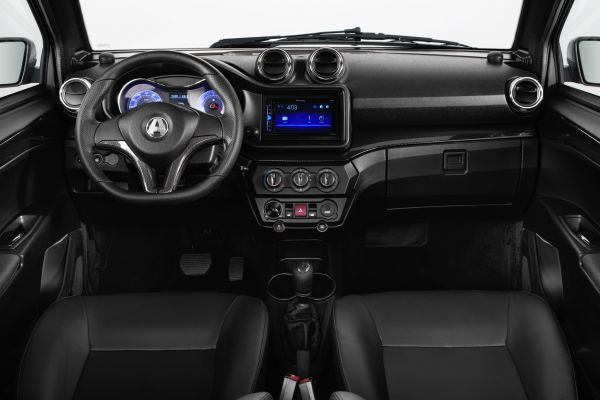 "Coches  Sin Carnet Interior ""look carbono"""
